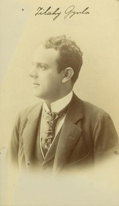 Zilahy Gyula színész