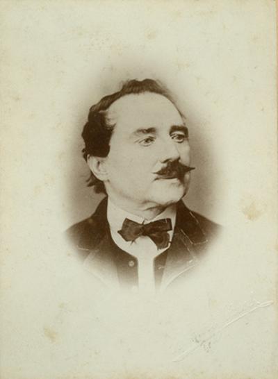 Szabó József színigazgató