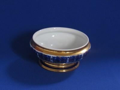 Salátás tálka, porcelán