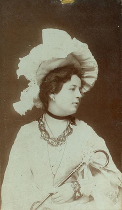 Kornai Berta színésznő
