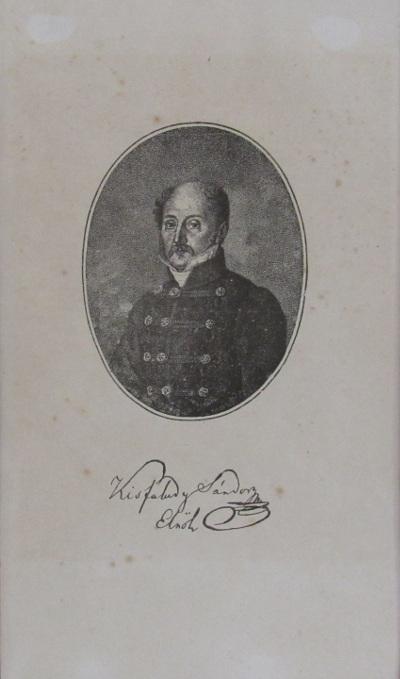 Kisfaludy Sándor Elnök