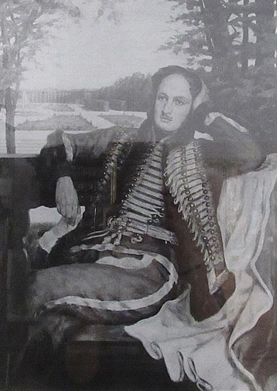 Kisfaludy Sándor arcképe