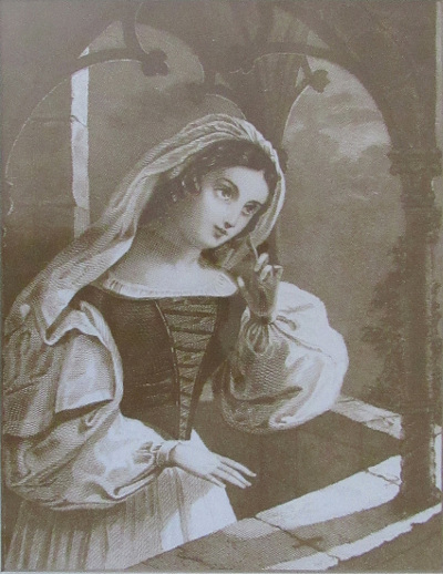 Női arckép