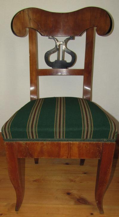 Kisfaludy Sándor széke