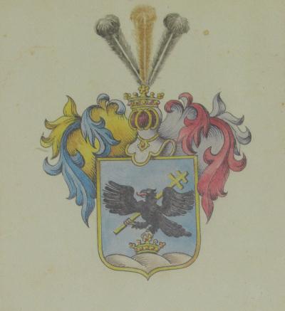 Kisfaludy család nemesi címere