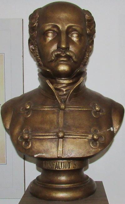 Kisfaludy Sándor szobor