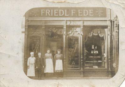 Friedl Cukrászda