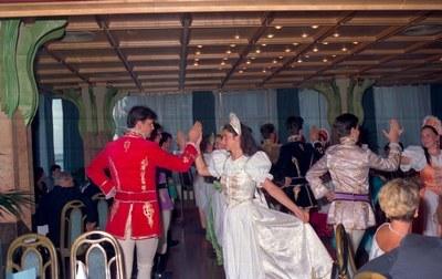 Vállalati rendezvény a Danubius Hotel Helikon éttermében