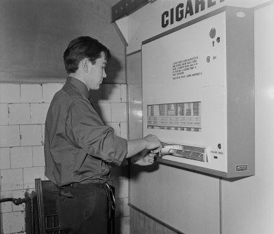 Cigarettaautomata