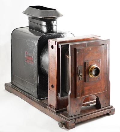 Internationale Camera Actiengesellschaft (ICA) Laterna Magica