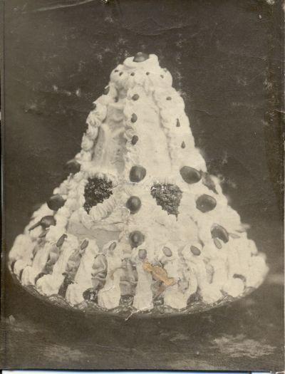 Marcis cukrászda készítménye