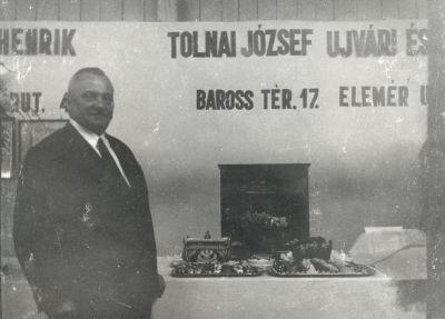 Országos Ipartestület kézműves kiállítása Budapesten a Városligetben