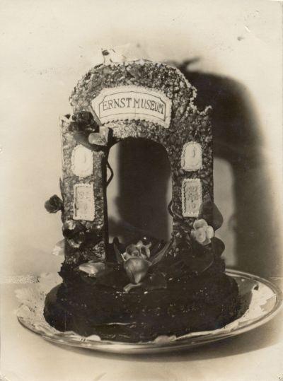 Ernst Museum cukrászkészítmény