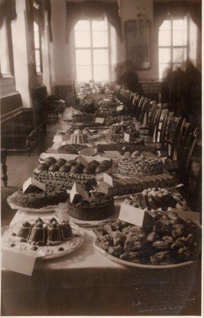 Cukrászkészítmények