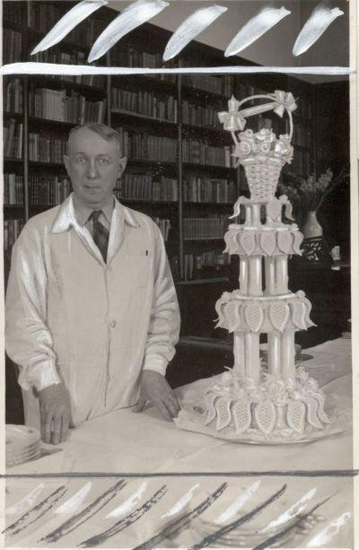 Timkó Tivadar cukrászmester