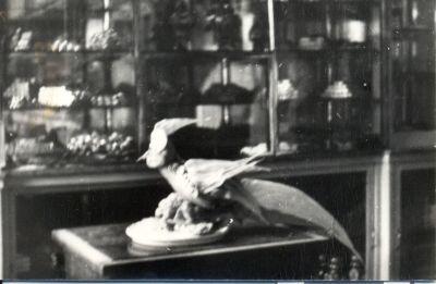 A Ravasz cukrászda fúvott karamell cukrászmunkája