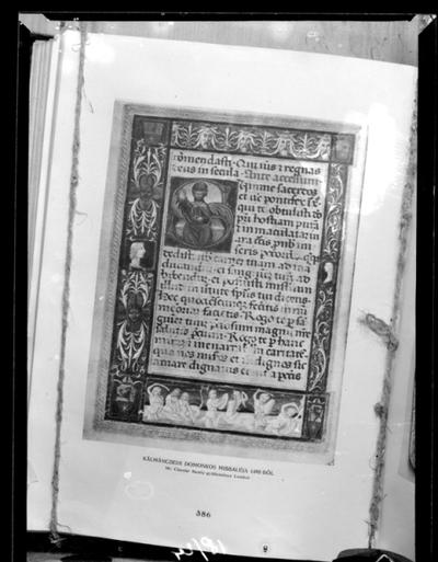 Kálmáncsehi Domonkos misszáléja