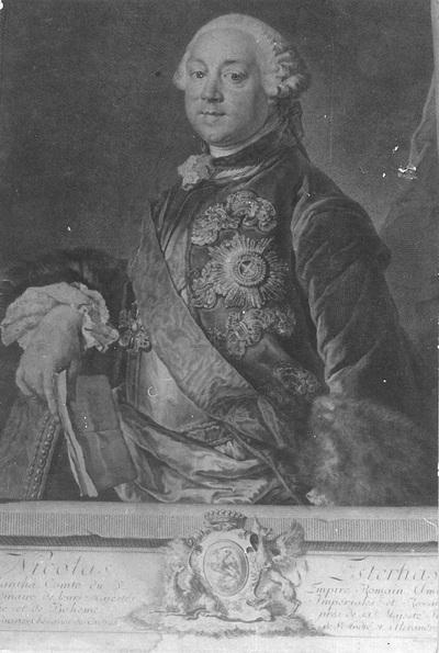 Fotó, Pápa, Esterházy Miklós