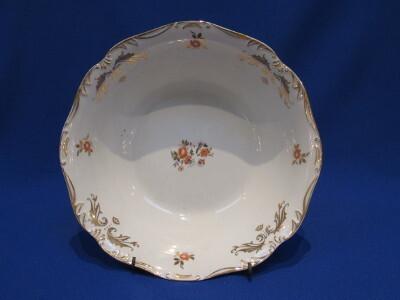 Tésztás tál, porcelán