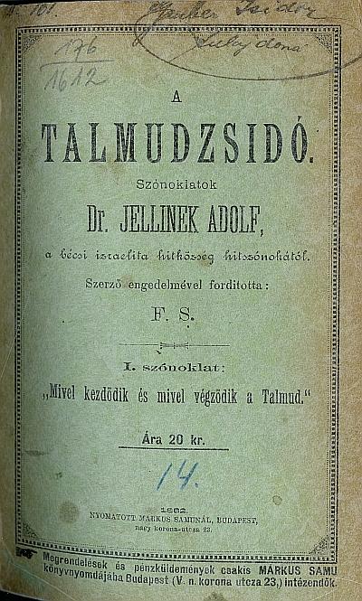 A talmudzsidó