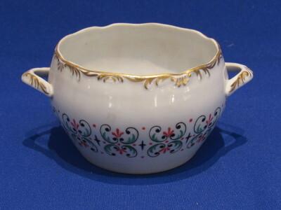 Mártásos tál, porcelán