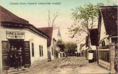 Rákospalota Lukácsi Lajos vendéglője