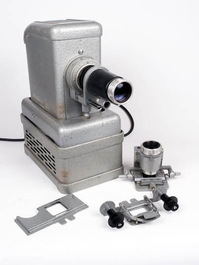 Gamma P-419 Mikro-Diavetítő