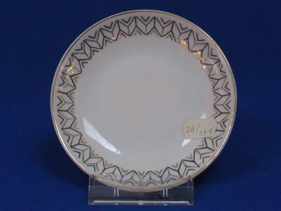 137. Mokka alj, porcelán