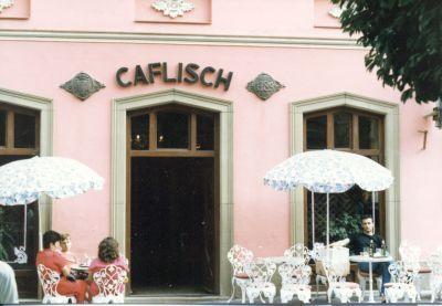 Pécs Caflisch Cukrászda