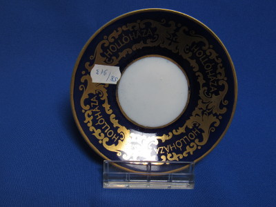116. Mokka alj, porcelán