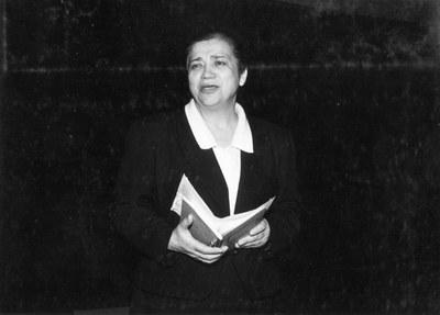 Költészet napja -ünnepség 1995