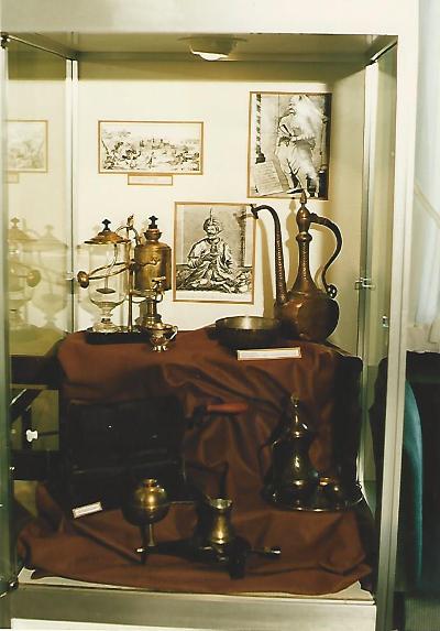 Egykori MKVM vendéglátóipari kiállítás, Innsbruck, 1993