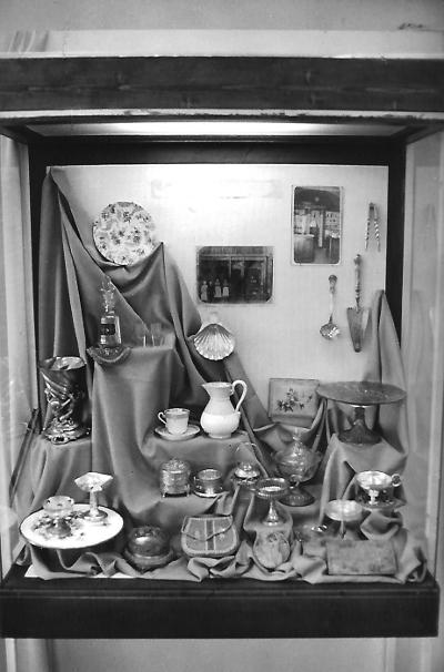 Egykori MKVM vendéglátóipari kiállítás, Tatabánya, 1998