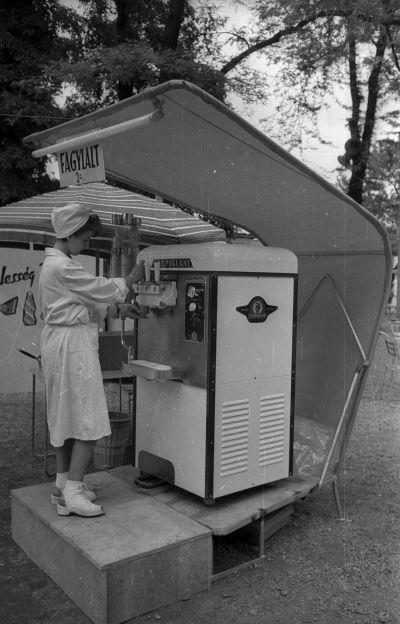 Fagylaltgép