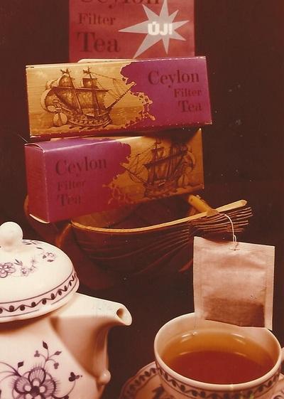 Compack tea reklám, 1979