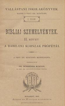 Bibliai szemelvények II.