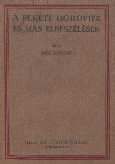 A Fekete Horovitz