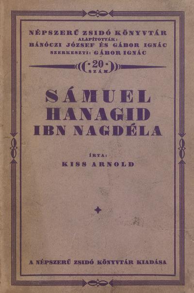 Sámuel Hanagid Ibn Nagdéla