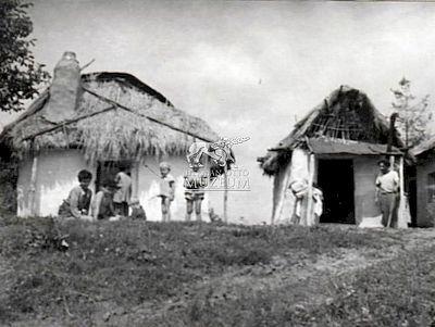 Cigányputri a faluvégen