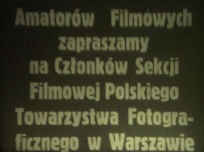 Magyarországon készült amatőr filmfelvétel