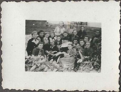 IV. osztályos polgáristák 1941-ben
