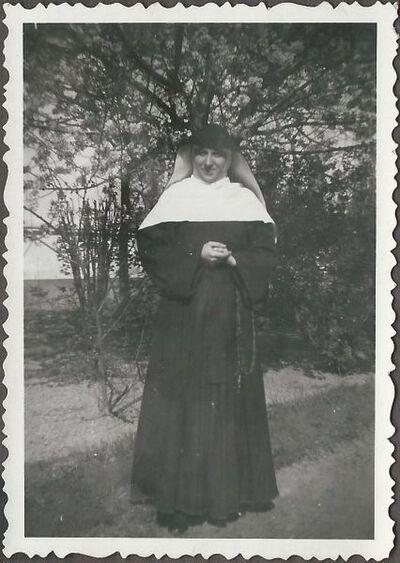 Kiss Mária Hortenzia nővér