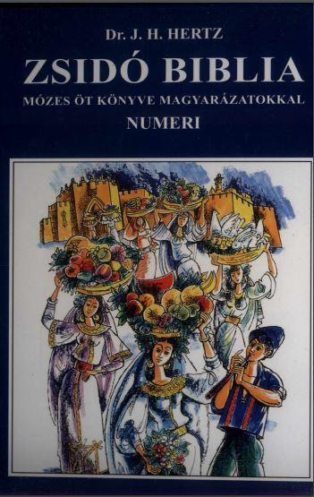 Zsidó biblia- Numeri, Bamidbar
