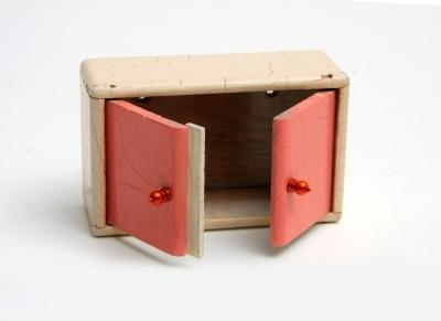 Játék bútor (konyhai faliszekrény)