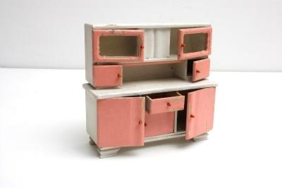 Játék bútor (konyhaszekrény)