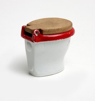 Játék berendezési tárgy (wc csésze)