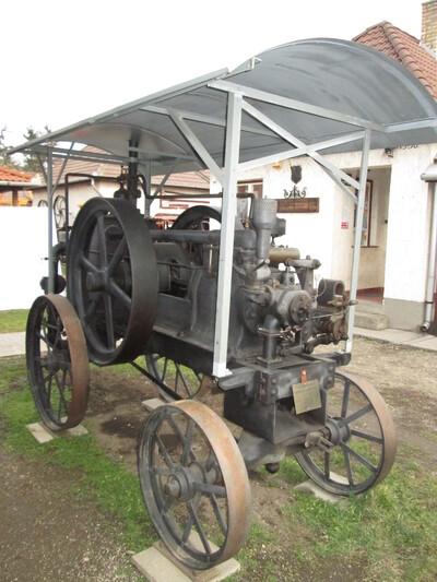 MÁVAG tipusú lokomobil