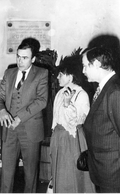 Egykori kereskedelmi kiállítás MKVM Budapest 1983.
