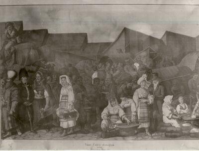 Vásár Erdély-országban, 1819-ban