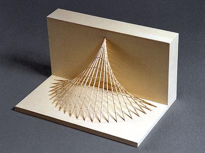 Begleitregelfläche des Torus bei Parallelbeleuchtung